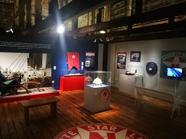 Titanic Honour and Glory Exhibition